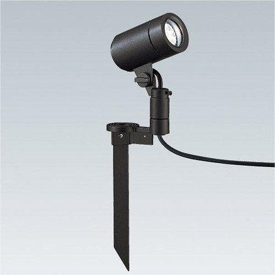 スポットライト LED 屋外 看板 照明 4014H キャブタイヤケーブルUキャップ 5m LEDランプ別売 ガーデンライト 演出照明 外灯 照明器具 LEDZランプJDR電球色(別売) 5.5W B00SKVP2E0 16740
