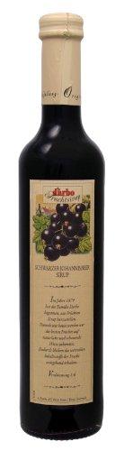 Darbo Fruchtsirup - Schwarze Johannisbeer - 0,5 l
