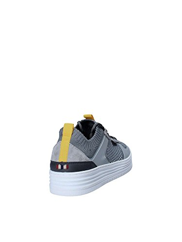 Nestor Homme Napapijri 16833613 Gris Sneakers SxOZqn0FYw