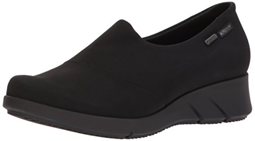Mephisto Women's Molly Gt Rain Shoe, Black Stretch, 7.5 M US ()
