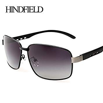 d98c0ca96fd Generic C2   HINDFIELD Aluminum Magnesium sport sunglasses men polarized  uv400 Brand Design Outdoor Sun glasses Male gafas de sol hombre  Amazon.in   Home ...