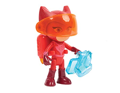 PJ Masks Super Moon Adventure Owlette Figure Set, Red