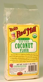 Bobs Red Mill Coconut Flour (Bobs Red Mill Flour Coconut High Fiber)