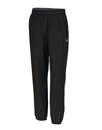 Champion Relaxed Jersey Pant - Champion Big & Tall Men's Jersey Pants with Elastic Bottom