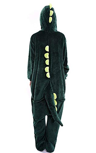 Anime Costume Abyed® Kigurumi Cosplay Halloween Dinosauro Attrezzatura Pigiama wOPqSE