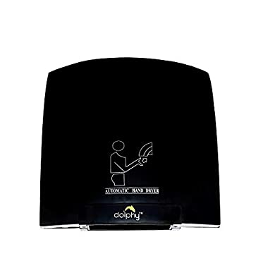 Dolphy Black Automatic Hand Dryer 8