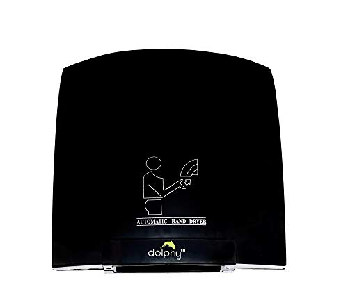 Dolphy Black Automatic Hand Dryer 3