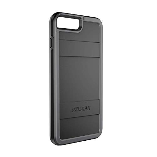 pelican-protector-c24000-for-iphone-6-plus-6s-plus-7-plus-8-plus-with-dual-layer-rugged-protection-black-light-grey