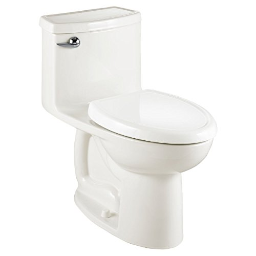 American Standard 2403.128.020 Compact Cadet-3 FloWise One-Piece Toilet, White by American Standard