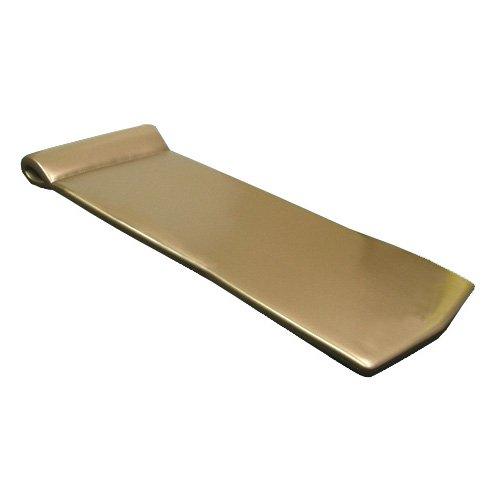 California Sun Deluxe Oversized Unsinkable Foam Cushion Pool Float - Bronze