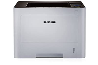Samsung ProXpress M3820DW Wireless Monochrome Laser Printer with Mobile Connectivity, Duplex Printing, Print Security & Management Tools, Amazon Dash Replenishment Enabled (SS372C)