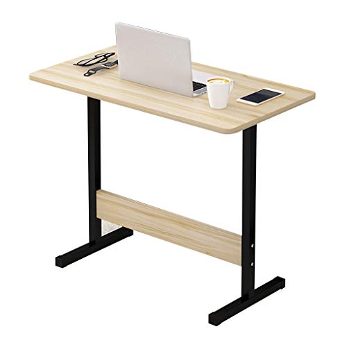 Laptop Tray Removable Computer Bracket Maple Cherry Wood Notebook Table MDF Material Desk for Sofa/Bedroom / Overbed