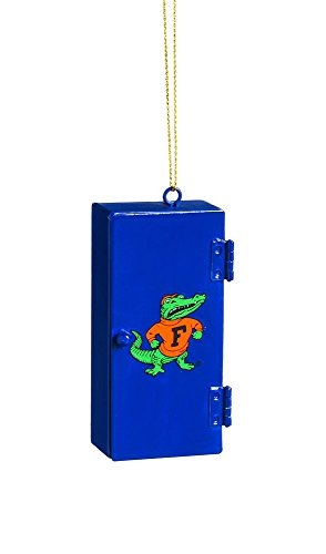 Team Sports America Florida Gators Team Locker Ornament (Ornament Team Football)
