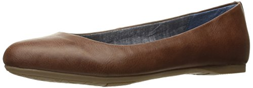 Dr. Scholl's Shoes Women's Giorgie Flat, Whiskey, 11 W US