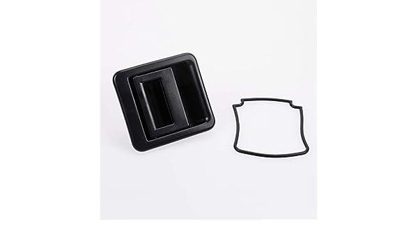 1301418808 - Tirador para puerta corredera (exterior derecho, con junta): Amazon.es: Coche y moto