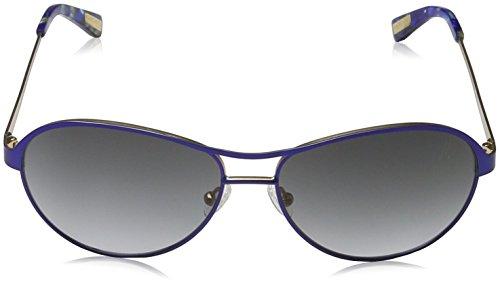 Guess, Lunettes de Soleil Femme Blau (Blau B44)