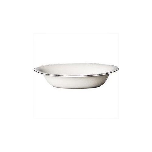 Wedgwood Signet Bone China Platinum Open Vegetable Plate