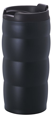 Hario V60 Thermal Uchi Mug, 350ml, Black (Mug Japanese Travel)