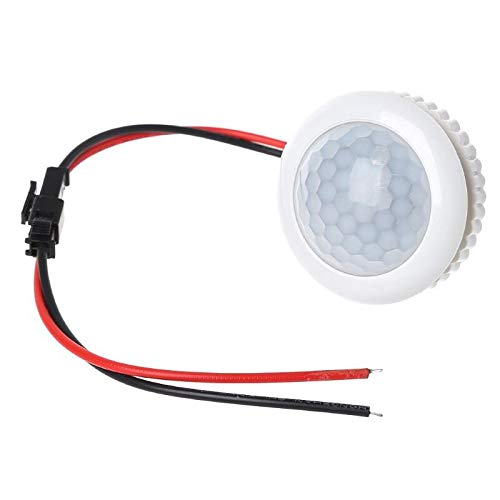 SMALL-CHIPINC - New PIR Motion Sensor Light Switch On/Off Infrared Human Body Induction Control Detector For LED Lamp