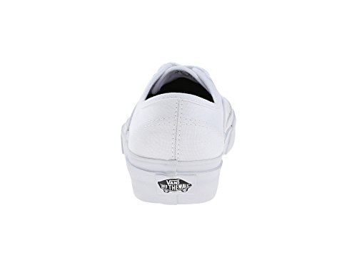 D Authentic M White Vans Classic Core US Sneakers 5 Unisex True 0HwPqw5Y