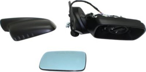 Kool Vue BM48ER Power Folding Heated OE Replacement Passenger Side Mirror for BMW -