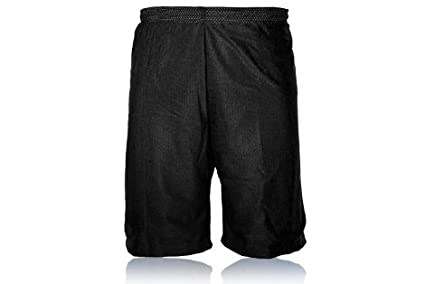 Full Force Wear Mesh Shorts Knielang , schwarz , Gr. S-4XL
