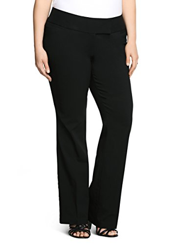 Relaxed Trouser Pant - Black Millennial Stretch (Regular)