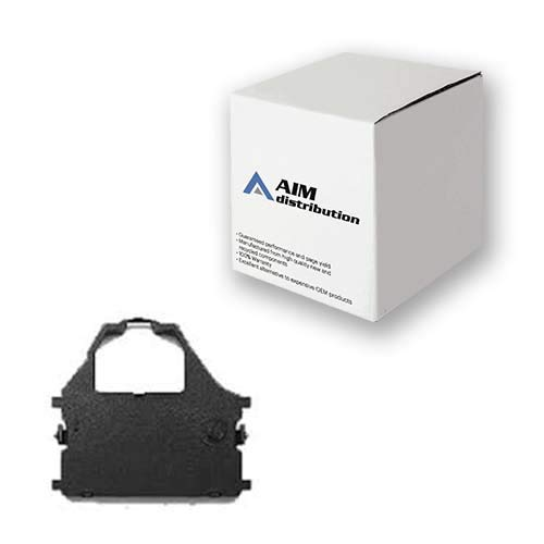 (AIM Compatible Replacement for Star Micronics NX-2400 Black Printer Ribbons (6/PK) (80982020) -)