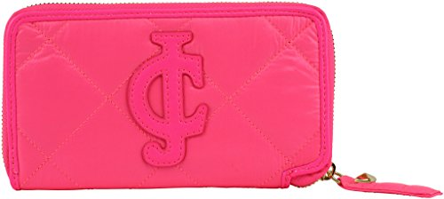 Juicy Couture Hollywood Continental Zip Wallet (Juicy Couture Wallets For Women)