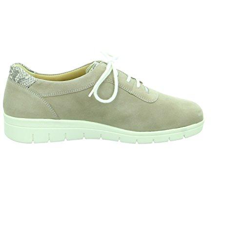 para Zapatos Kyra mujer Fango cordones Teak de Solidus vRTqIx