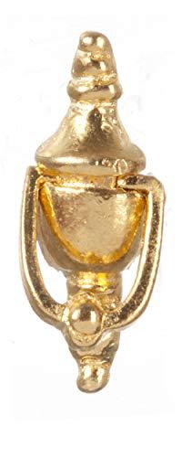 International Miniatures Dollhouse Miniature Brass Door Knocker