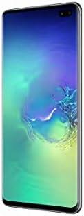 Samsung Galaxy S10 Plus Dual Sim - 128GB, 8GB RAM, 4G LTE, Prism Green, UAE Version