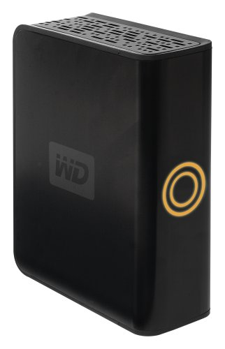 Western Digital My DVR Expander 1 TB eSATA External Hard ...