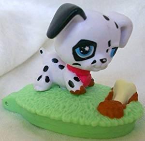 McDonalds Littlest Pet Shop DALMATIAN #6 2008