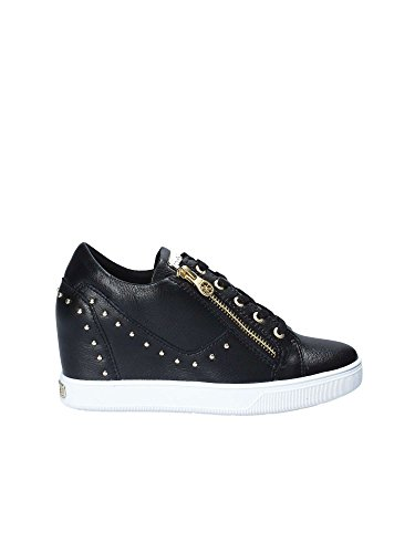 Guess Noir Active Baskets Footwear Lady Femme rfBqr