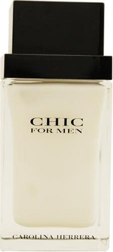 Chic By Carolina Herrera For Men. Aftershave Balm 3.4-Ounces