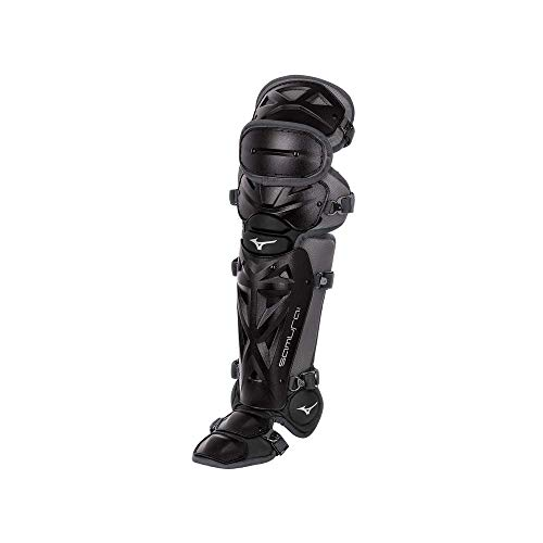 - Mizuno Samurai Youth Baseball Shin Guards 14.5