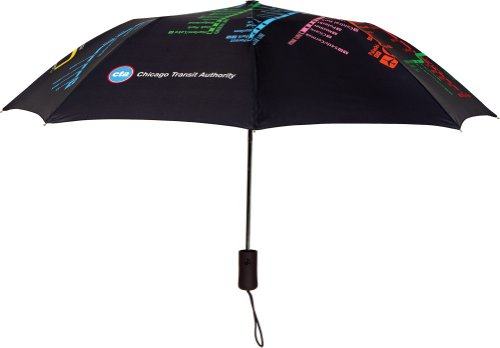 chicago-transit-authority-map-automatic-open-umbrella