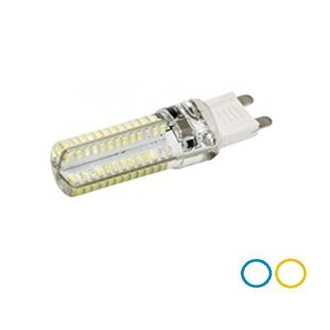 ELECTROTER - Bombilla Led G9 5W Bi-Pin Luz Fría 6000K: Amazon.es: Iluminación