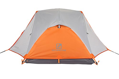 5f9e22566 Featherstone Outdoor UL Granite 2 Person Ultralight Backpacking Tent for  3-Season Camping and Expeditions