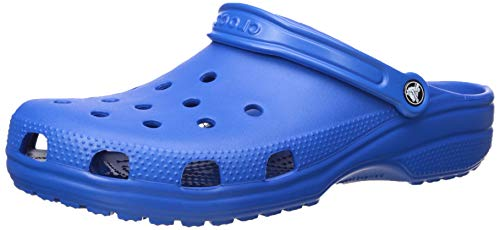 Crocs Classic Clog Adults, Bright Cobalt, 11 M US Women / 9 M US Men