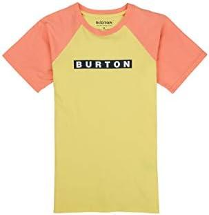 Burton Vault Camiseta, Niñas, Lemon Verbena, M: Amazon.es: Deportes y aire libre