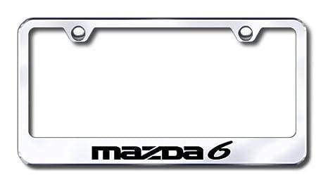 Amazon.com: Mazda 6 License Plate Frame: Automotive