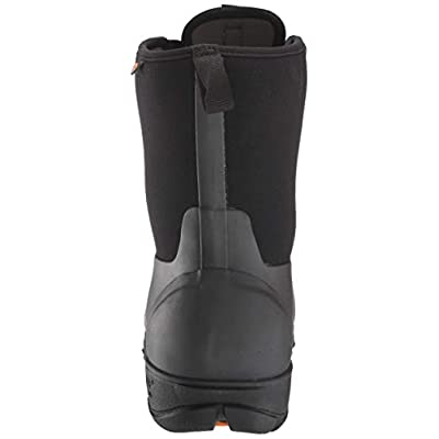 Bogs Mens Sauvie Snow Waterproof Insulated Winter Snow Boot: Shoes