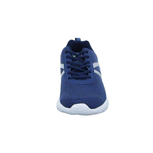 0111 Sneakers Schnürhalbschuh Navy Blau Herren 16 ax0xqB