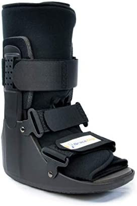 CAM Walker PDAC Approved L4386 and L4387 Fracture Boot Short -Full Medical Recovery, Protection and Healing Boot - Toe, Foot or Ankle Injuries, Sprains, Bunions, and Post Op Support by way of Brace Align