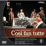 モーツァルト 歌劇《コジ・ファン・トゥッテ》ザルツブルク音楽祭1983年 [DVD]