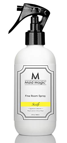 - Maid Magic  Sicily - Signature Collection - Fine Room Spray (8oz)