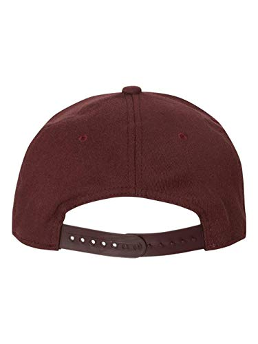 Flexfit 110F One Ten Snapback Hat Black at Amazon Men s Clothing store   Baseball Caps cf2345386304