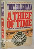 A Thief of Time, Tony Hillerman, 0060159383